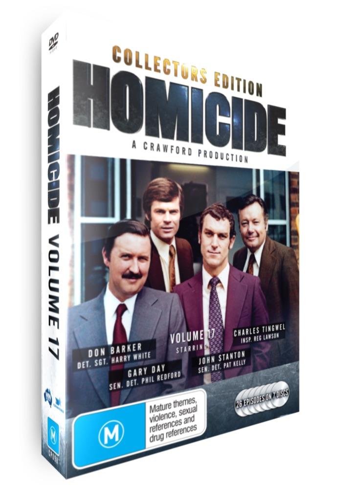 <!-- 017-->Homicide - Volume 17