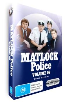 Matlock Police - Volume 8