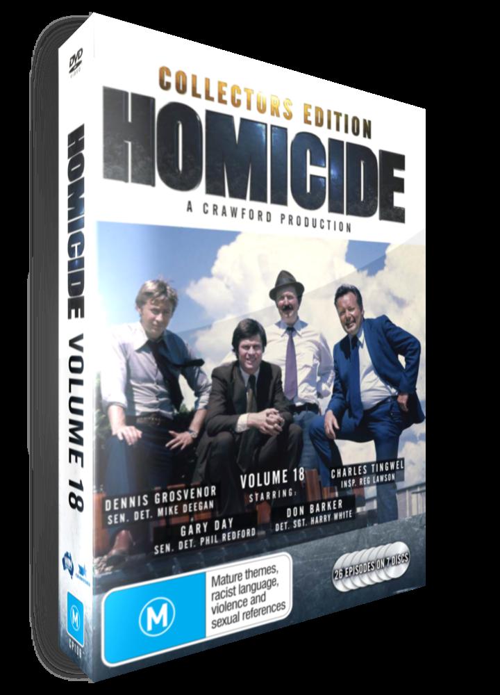 <!-- 018-->Homicide - Volume 18