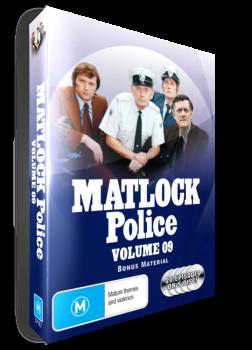Matlock Police - Volume 9