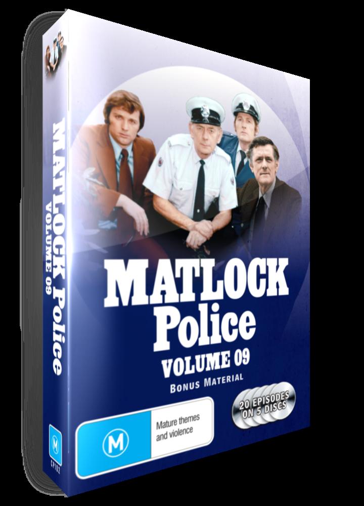 <!-- 009 -->Matlock Police - Volume 9
