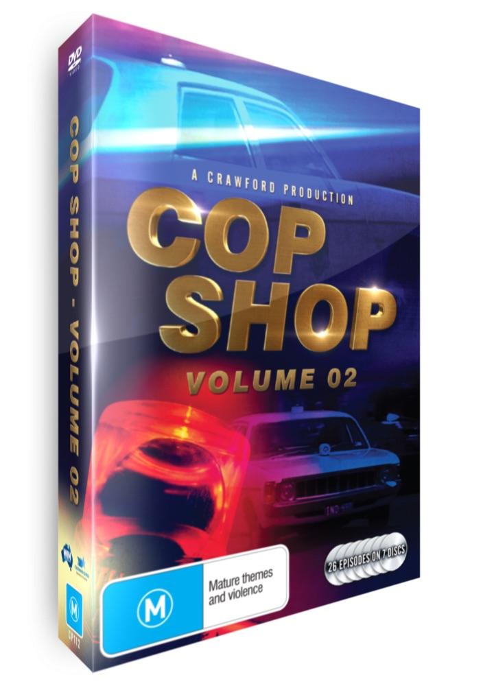 <!-- 002 -->Cop Shop - Volume 2