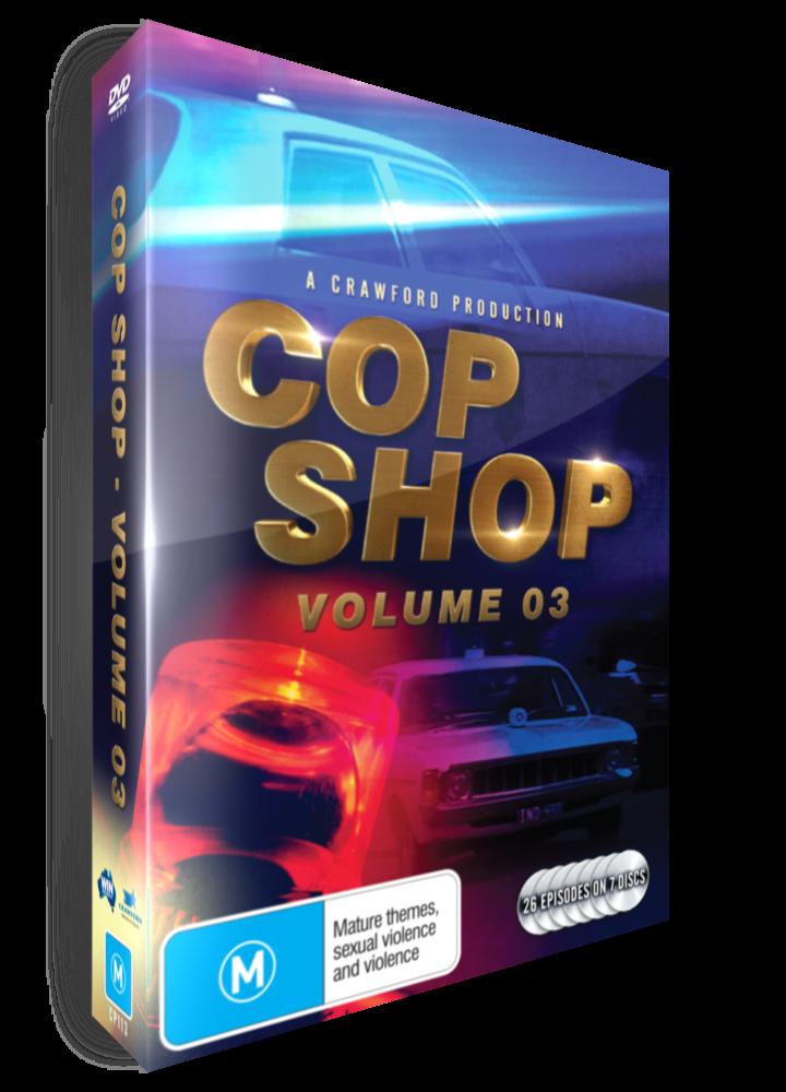 <!-- 003 -->Cop Shop - Volume 3