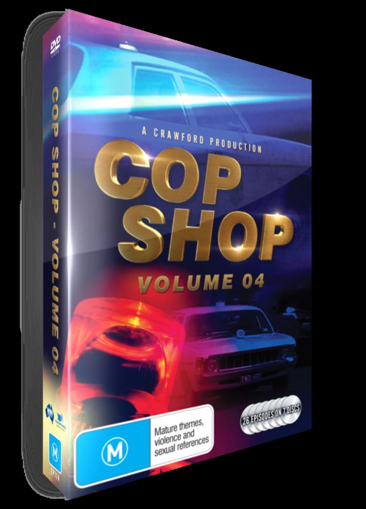 <!-- 004 -->Cop Shop - Volume 4