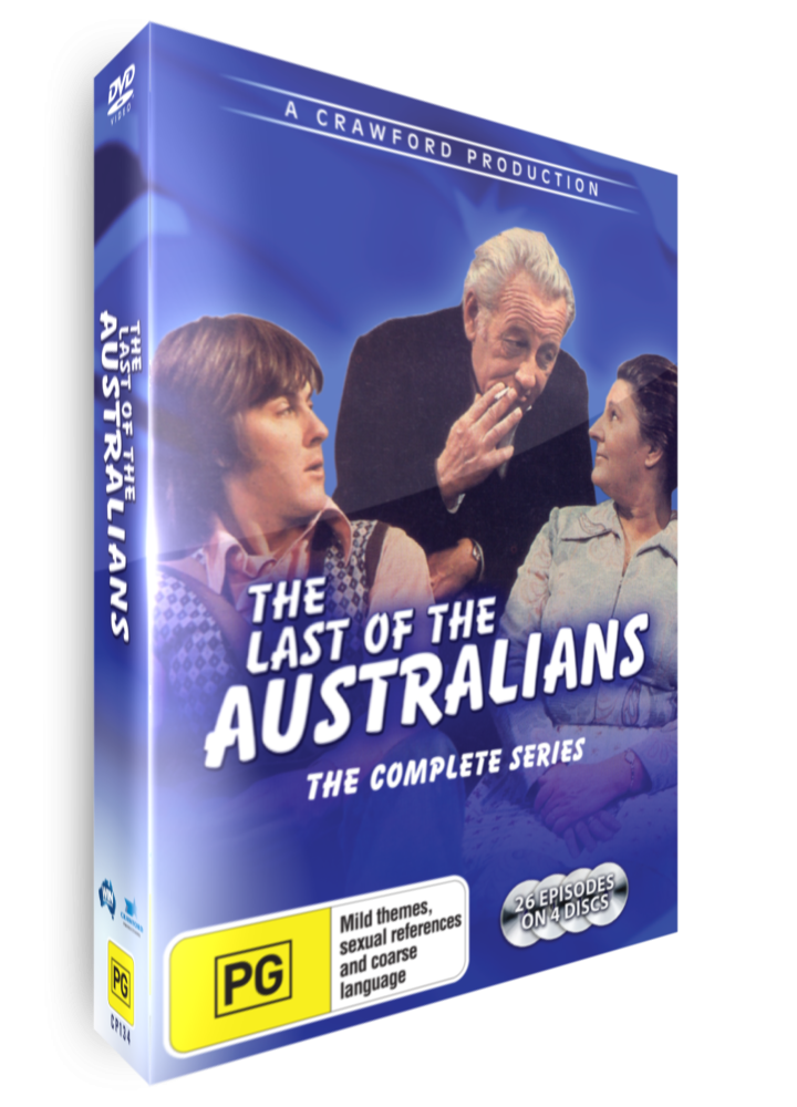 <!-- 001 -->The Last of the Australians