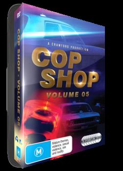 Cop Shop - Volume 5