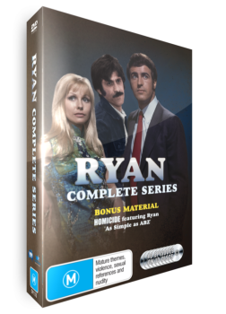 Ryan - The Complete Collection