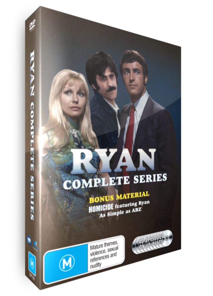 Ryan - The Complete Collection Be the first to review this product