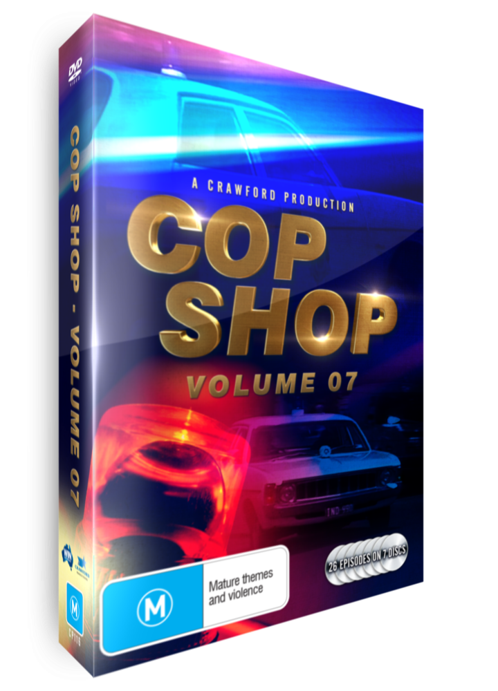 <!-- 007 -->Cop Shop - Volume 7
