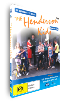The Henderson Kids - Season 1