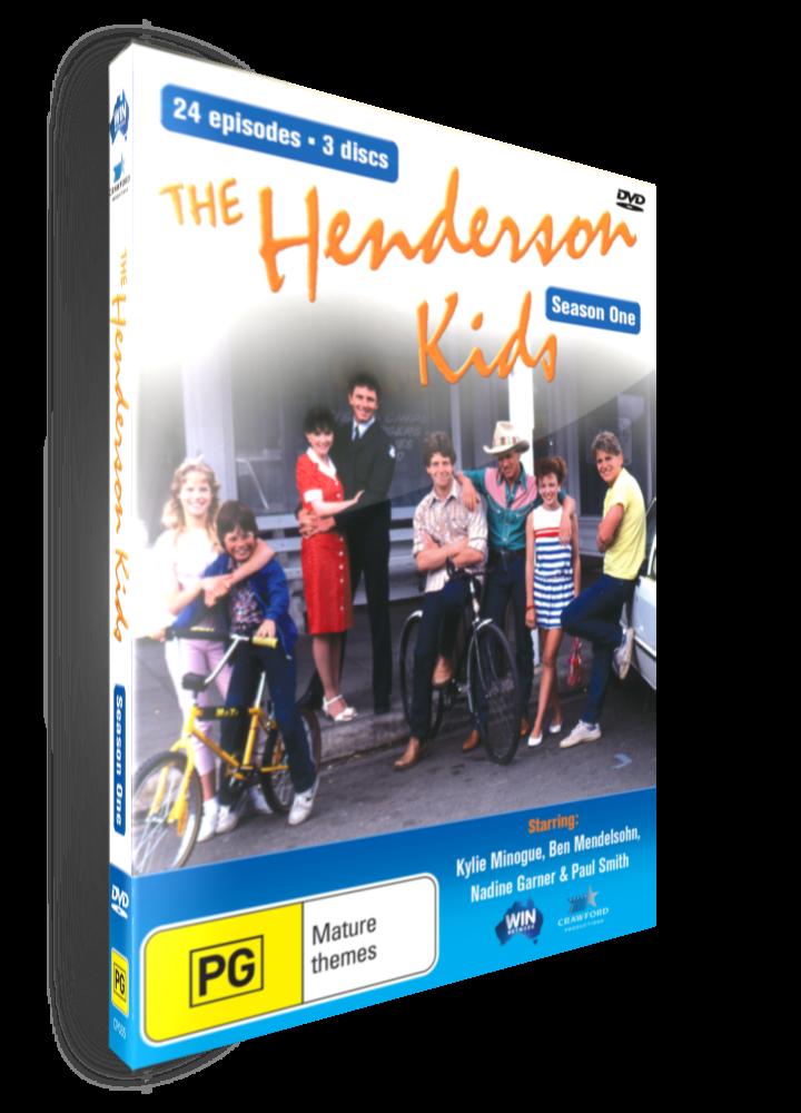 <!-- 001 -->The Henderson Kids - Season 1