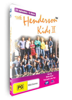 The Henderson Kids - Season 2