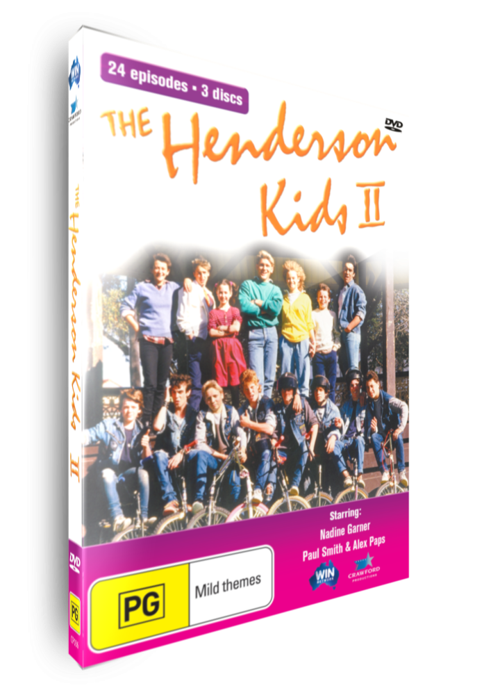 <!-- 002 -->The Henderson Kids - Season 2