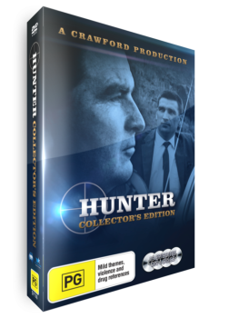 HUNTER - Collector's Edition