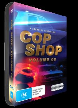 Cop Shop - Volume 8