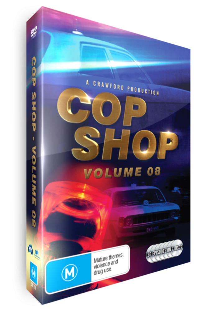 <!-- 008 -->Cop Shop - Volume 8