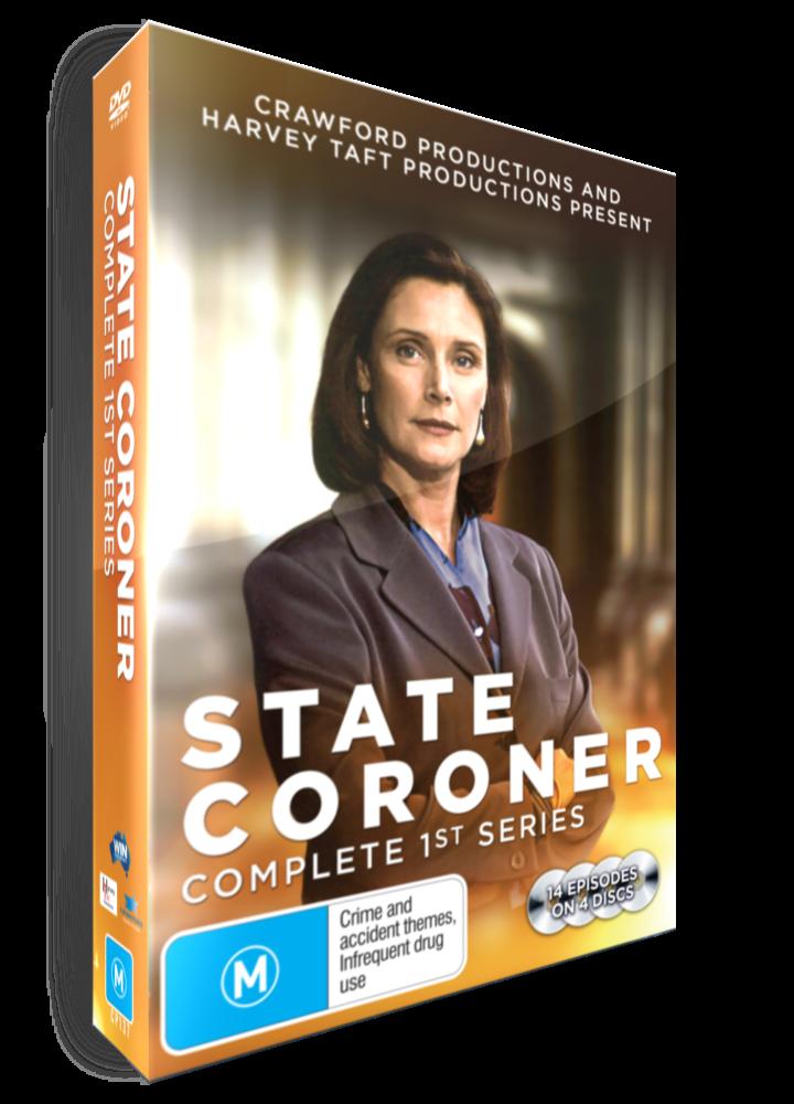 <!-- 001 -->State Coroner - Season 1