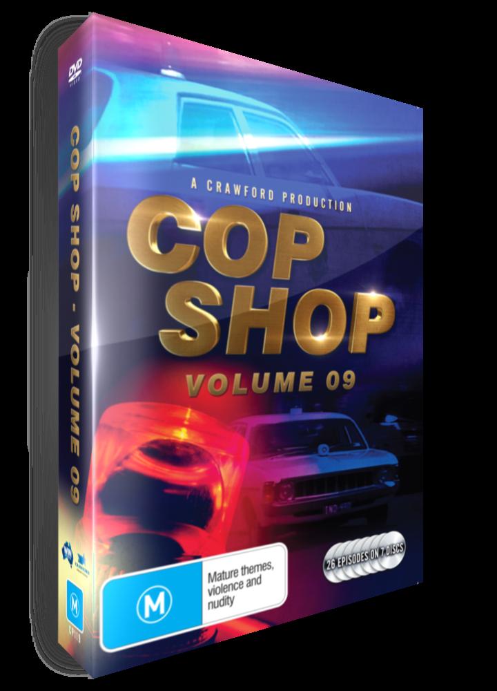 <!-- 009 -->Cop Shop - Volume 9