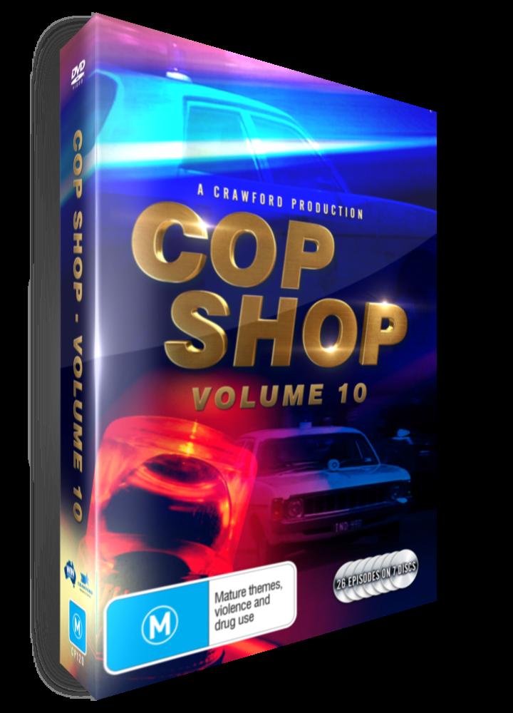 <!-- 010-->Cop Shop - Volume 10