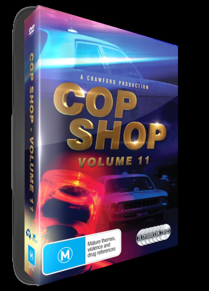 <!-- 011-->Cop Shop - Volume 11