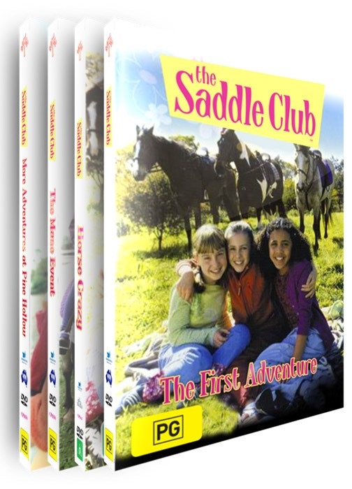 <!-- 001 -->The Saddle Club - Series 1