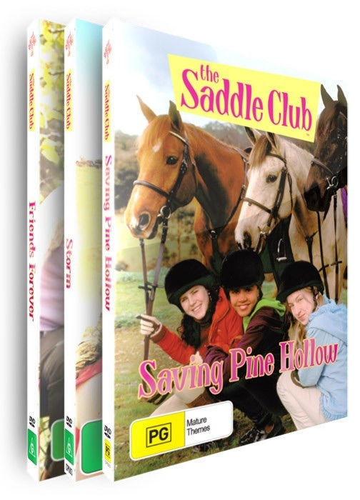 <!-- 001 -->The Saddle Club - Series 2