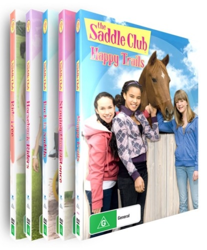 <!-- 001 -->The Saddle Club - Series 3