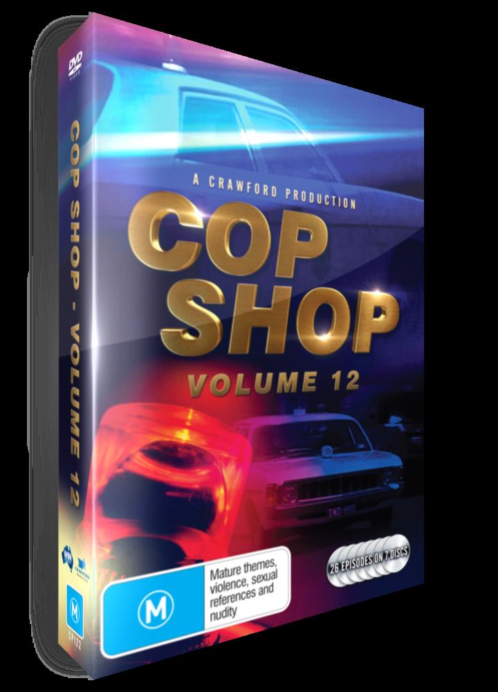 <!-- 012-->Cop Shop - Volume 12