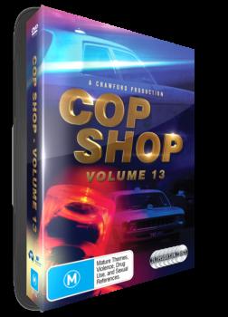 Cop Shop - Volume 13