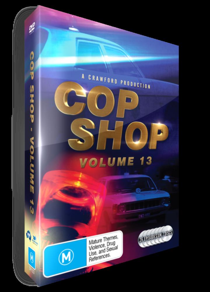 <!-- 012-->Cop Shop - Volume 13
