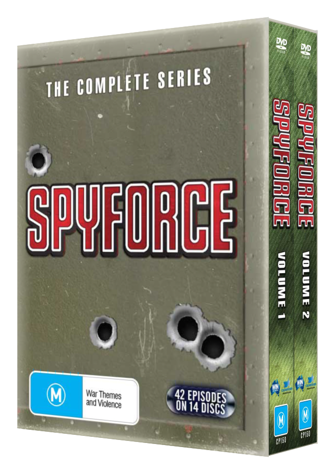 Spyforce – The Complete Series
