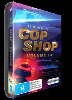 Cop Shop - Volume 14