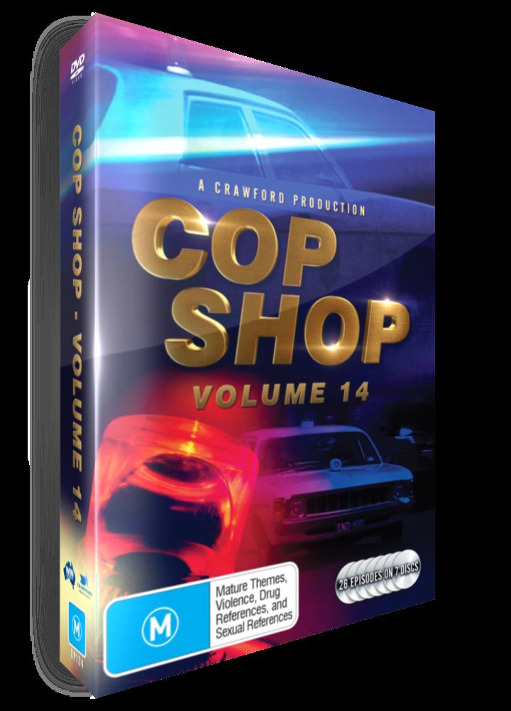<!-- 014-->Cop Shop - Volume 14