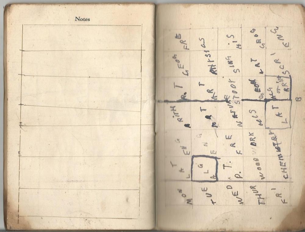 calendar spring 1940 15