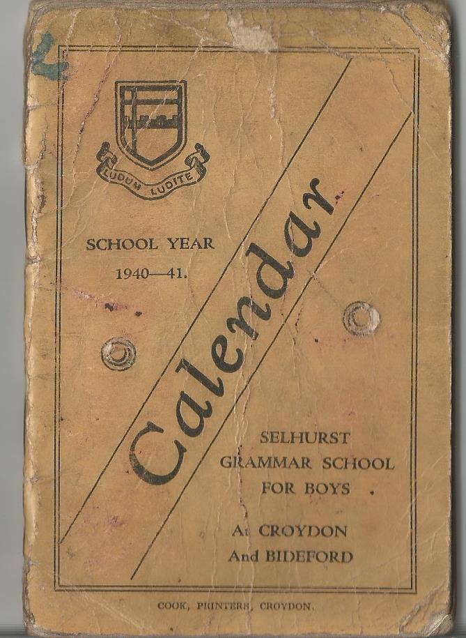 calendar 1940-1