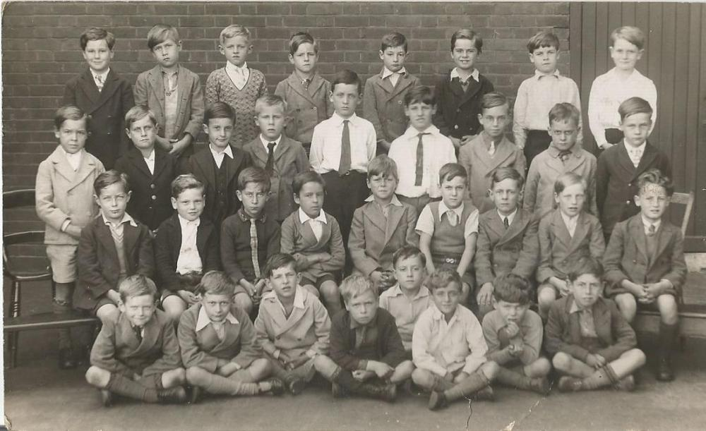 sydenham road school infants poss 1935 last year