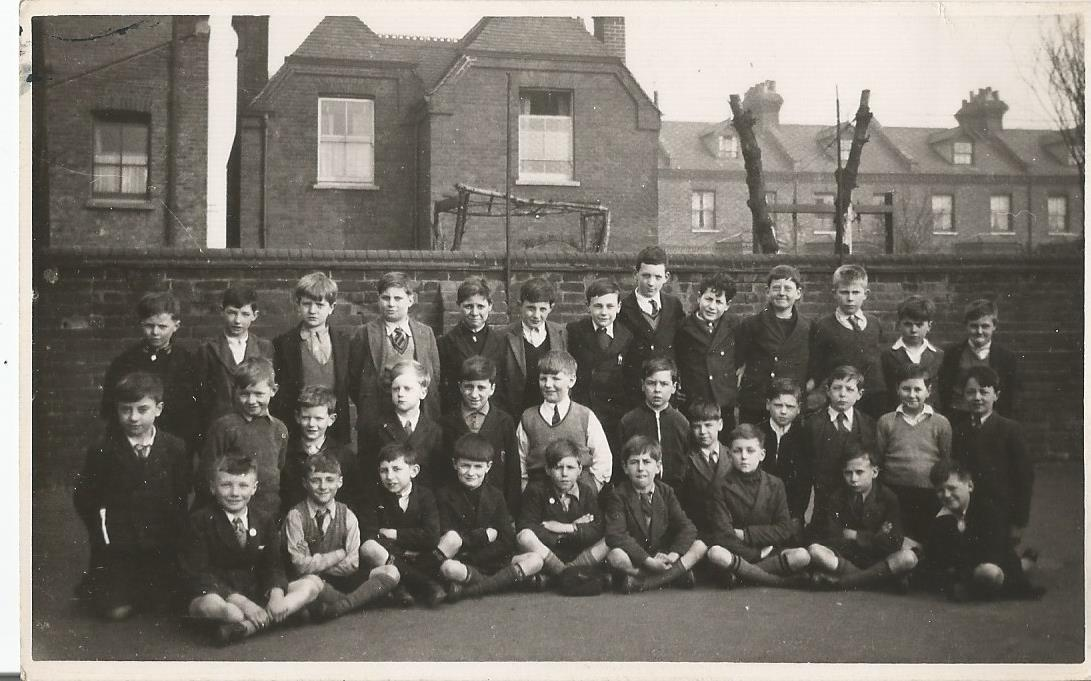 sydenham road school juniors possibly 1939