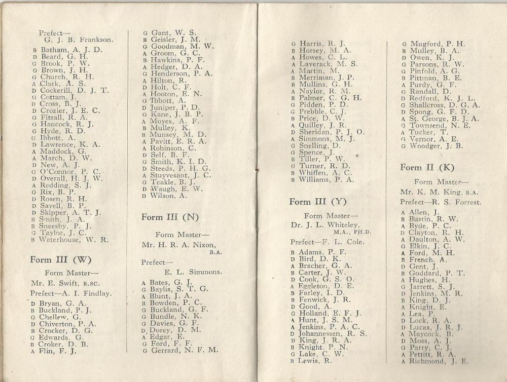 calendar 1943-4 7