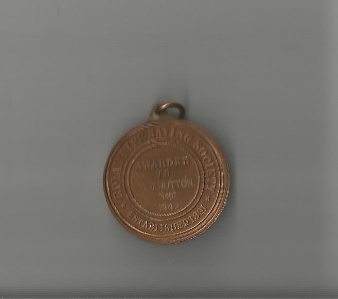 life saving medal