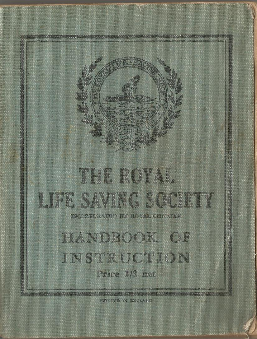 lifesaving handbook 1937 edition
