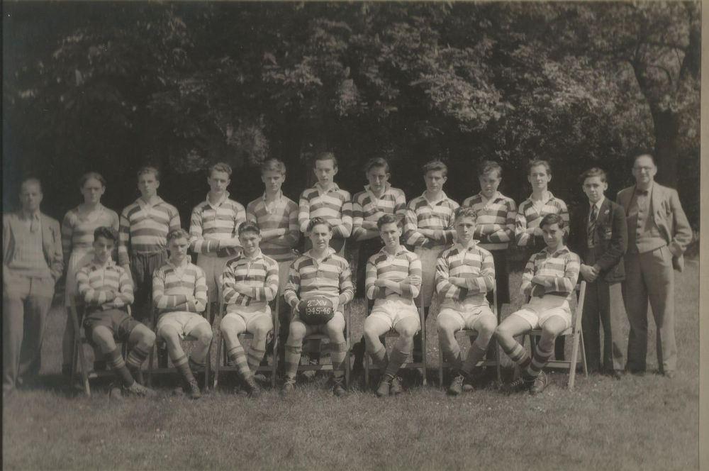 selhurst rugby 2nd 1945-6