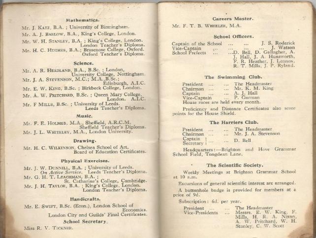 calendar spring 1940. 2