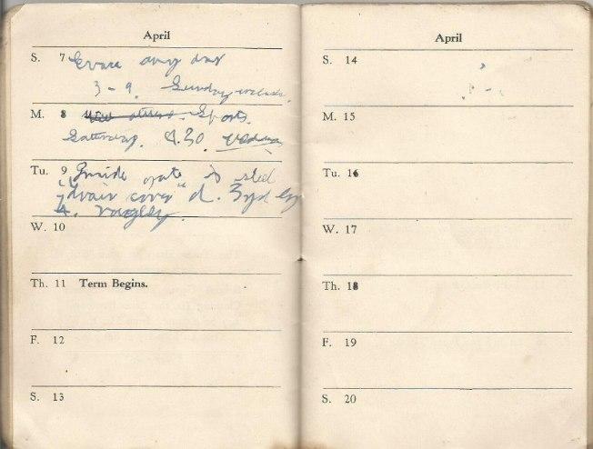 calendar summer 1940.6