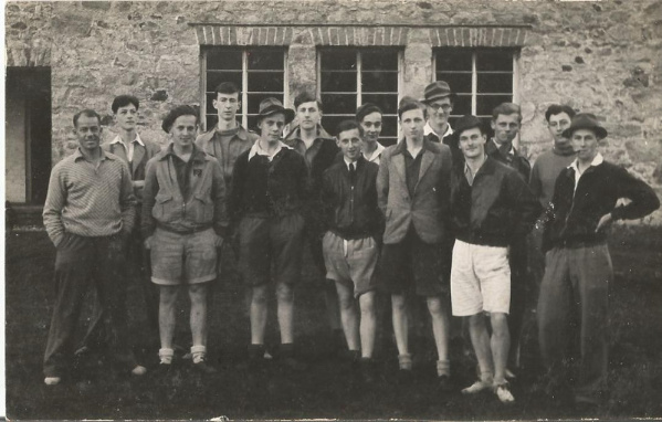 eskdale youth hostel september 1946