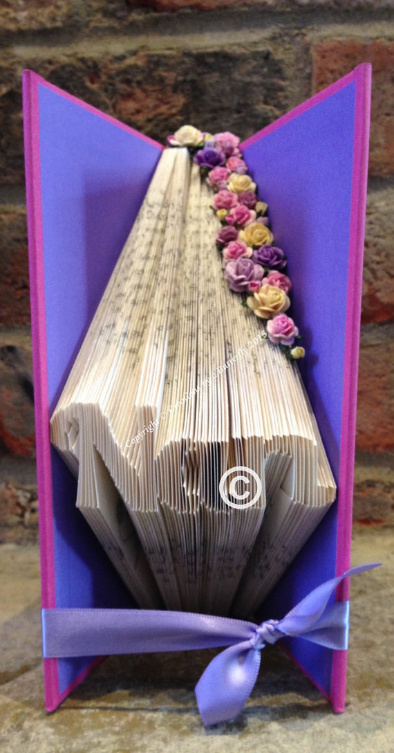 Book Folding Pattern 'Slim Nan' (98 Folds)