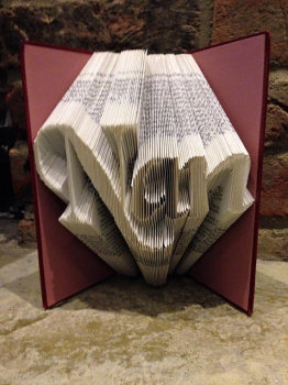 Book Folding Pattern 'Nan' (225 Folds)