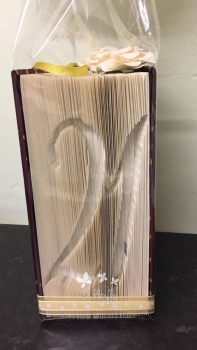Book Folding Pattern - '21' (200 Pages)