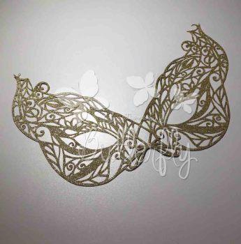 Fancy Mask Paper Cut