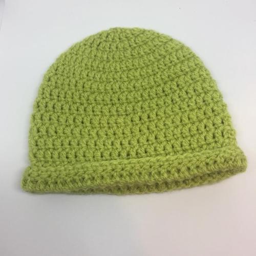 Crochet Beanie *0-3 mts*