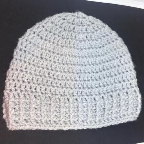 Lilac Beanie Hat *6-9 Months*